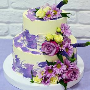№181 Торт на свадьбу