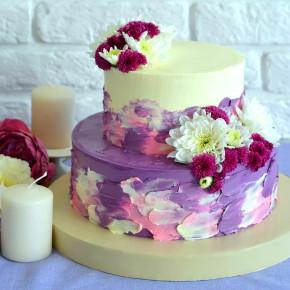 №207 Торт свадебный