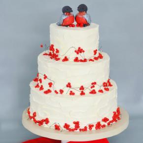 №217 Торт свадебный